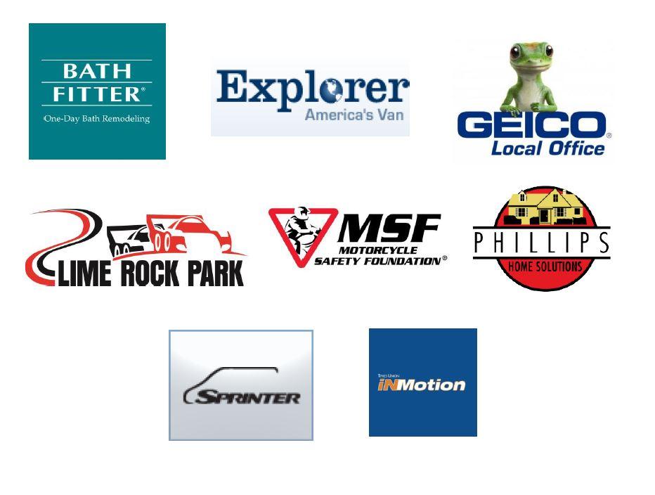 exhibitor logos