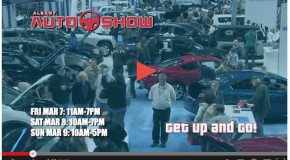 Albany Auto Show Get Up and Go!