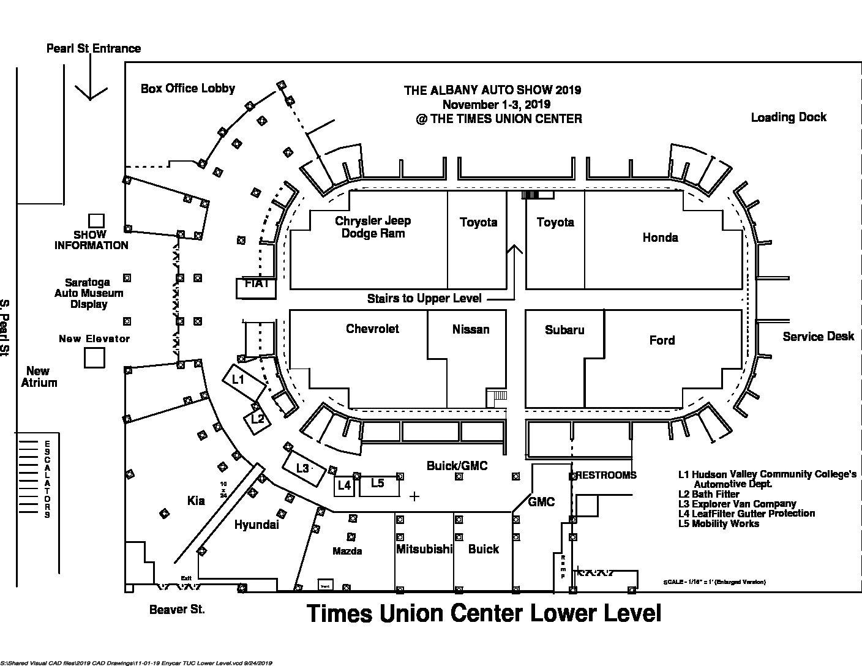 2021 Albany Auto Show Floor Plan Show Map Albany Auto Show